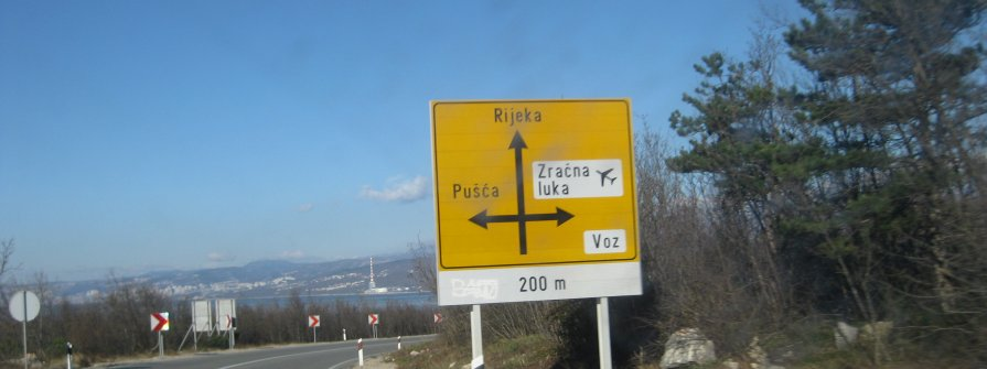 Anreise zur Yachtcharter nach Kroatien