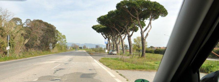 Anreise zur Yachtcharter nach Italien