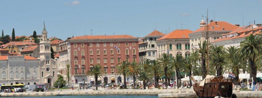 Split- Kroatien