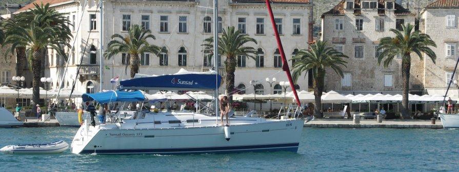 Charterrevier Mittelmeer