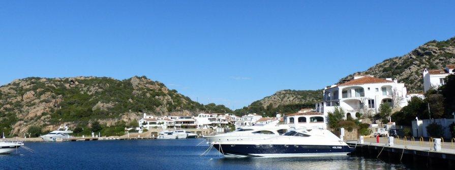 Hafen- und Liegeplatzgebühren auf Sardinien