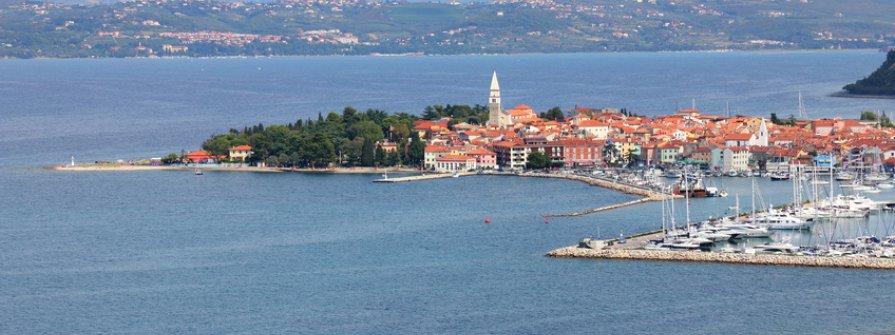 Izola auf Istrien