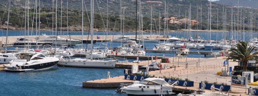 Yachtcharter Sardinien - Ausgangshafen Portisco