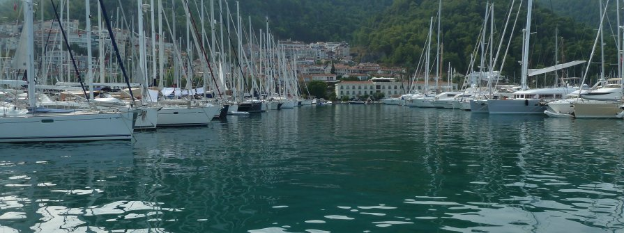 Traumhaftes Charterrevier: Yachtcharter ab Fethiye