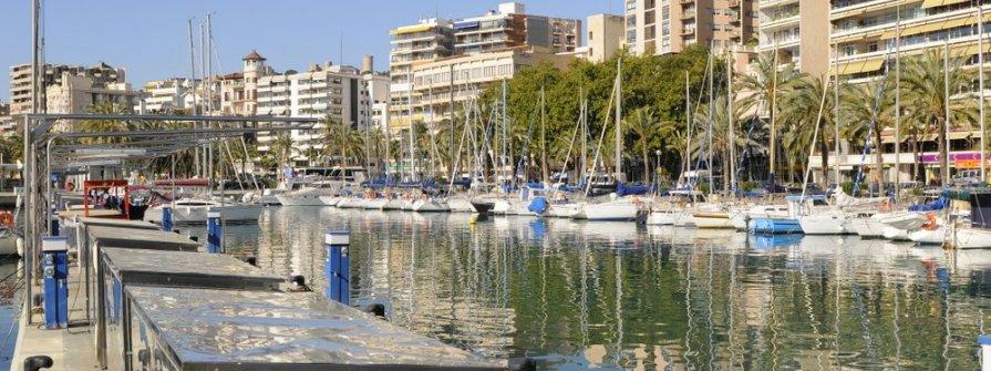 Marina in Palma