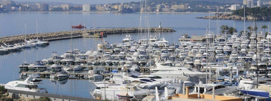 Puerto Portals Hafen