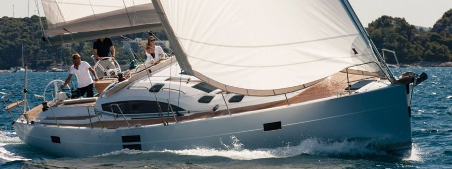 Elan Impression 50 in Izola - Werftfoto