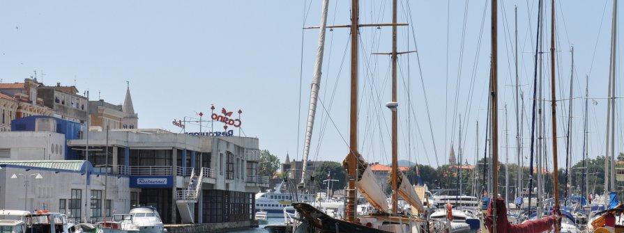 Marina Tankerkomerc in Zadar