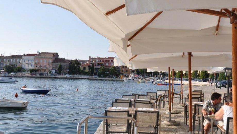 Segeltörn an der Westküste Istriens