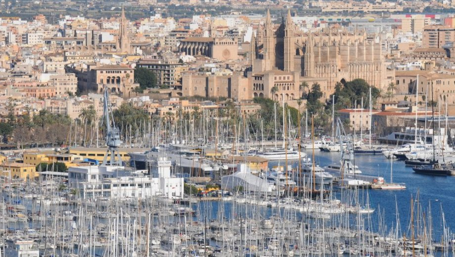 View of Palma