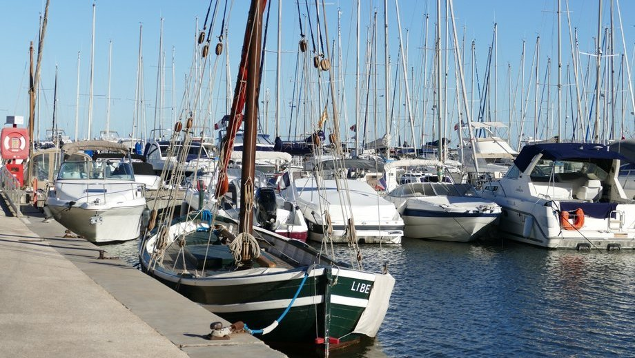 Port Saint-Pierre Hyères