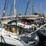 Marina in Athen