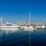 Marina in Athen