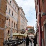 Altstadtgasse in Zadar