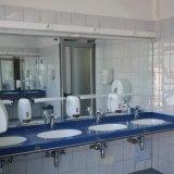 Sanitäre Anlagen in der Marina Kastela