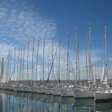 Hafenbilder der Marina Kastela