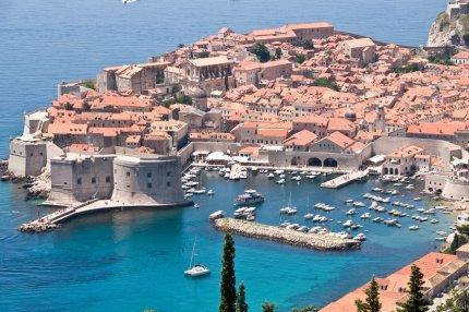 Dubrovnik Altstadt