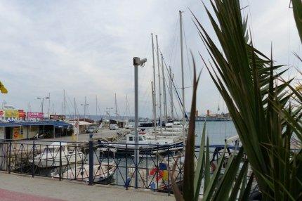 Lavrion Hafen