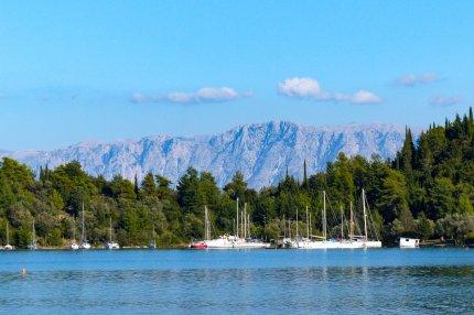 Yachtcharter Ionisches Meer