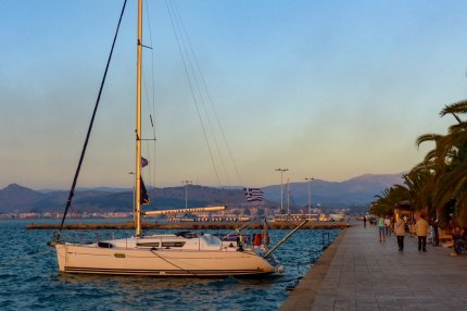 Yachtcharter Nafplio