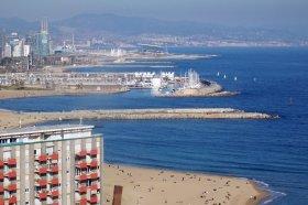 Barcelona Port Olimpic