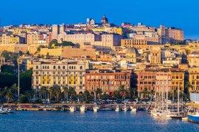 Ansicht Cagliari