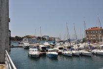 Tankercomerc Marina, Zadar