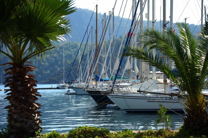Weather and wind for sailors in Turkey