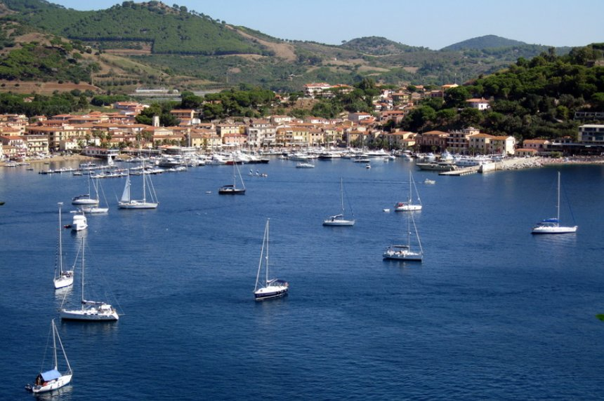 Cruise proposal Elba