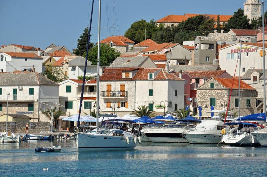 Yachthäfen in Kroatien
