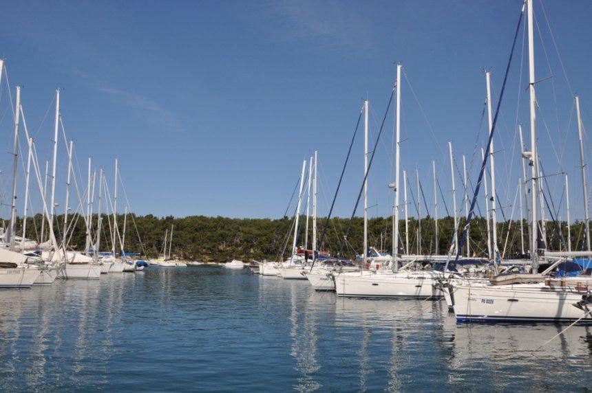 Törnvorschlag ab Pula - Istrien
