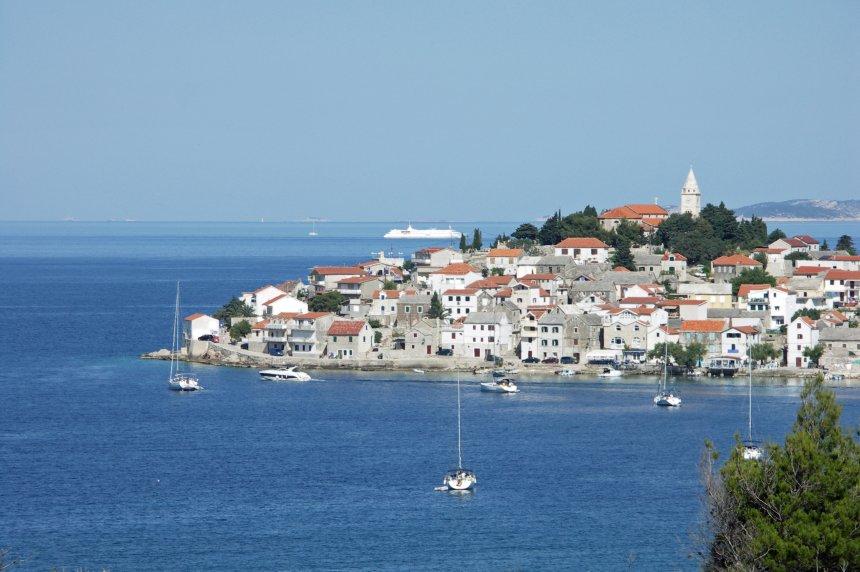 Mediterranean sailing area