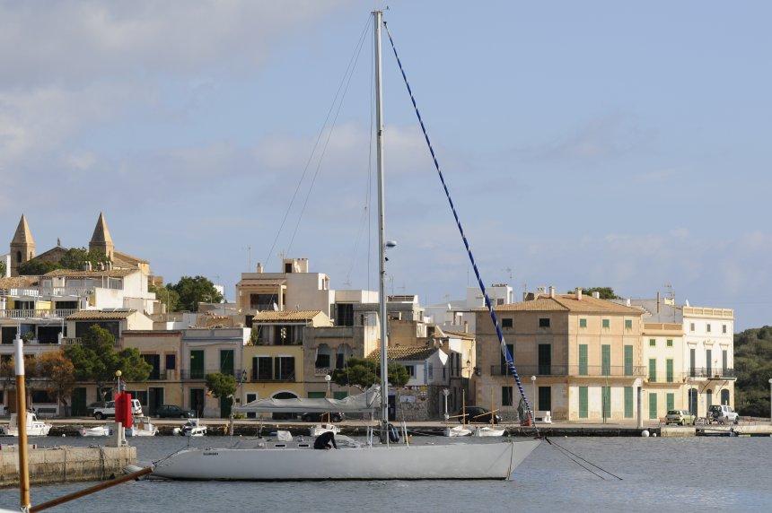 Berths on Majorca