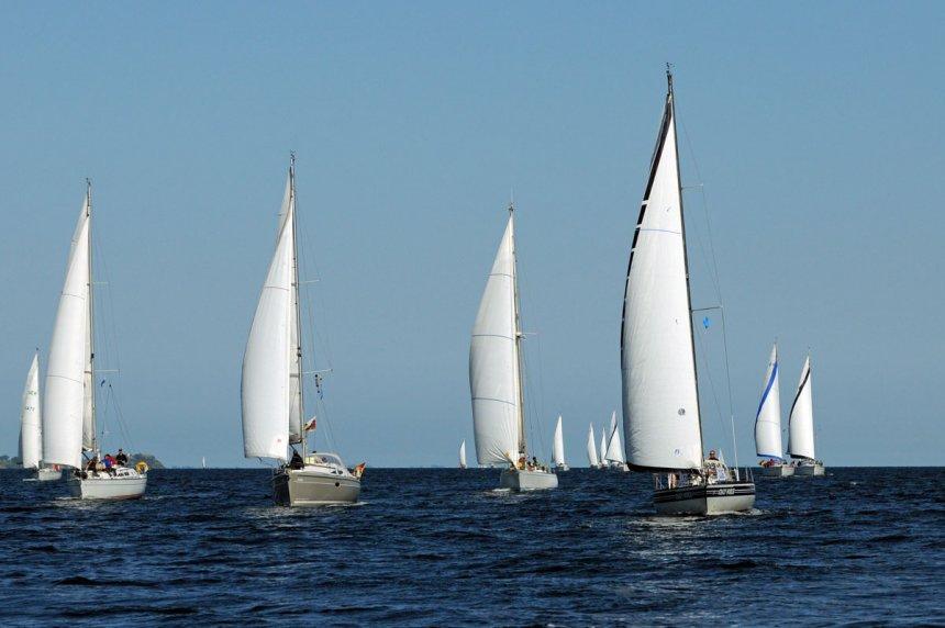 Yachtcharter - Regatta in Kroatien