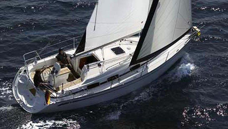 """Bavaria 30 cruiser in Punat """"Mila"""""""