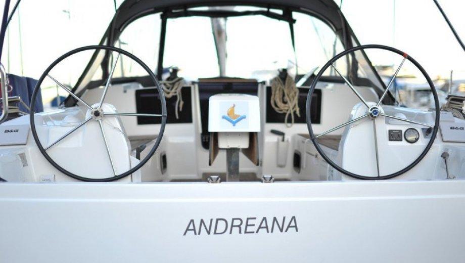 "Dufour 382 /3 in Portisco ""Andreana"""