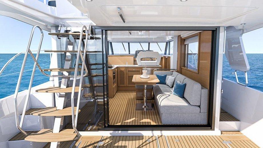 Beneteau Swift Trawler 47 in Šibenik