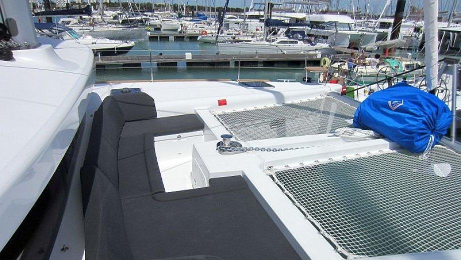 Lagoon 450 in Palma
