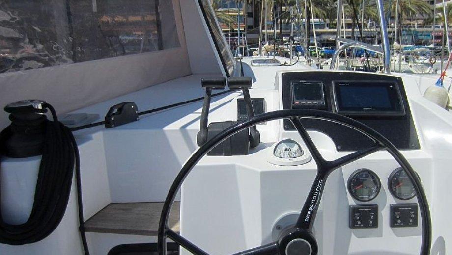 """Nautitech Open 40 in Palma """"Amara"""""""