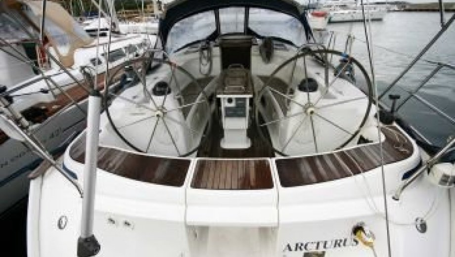 "Bavaria 44 in Portisco ""Arcturus"""