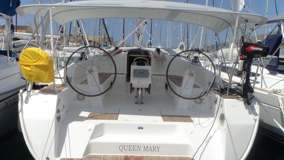"""Bavaria cruiser 46 in Trogir """"Queen Mary"""""""
