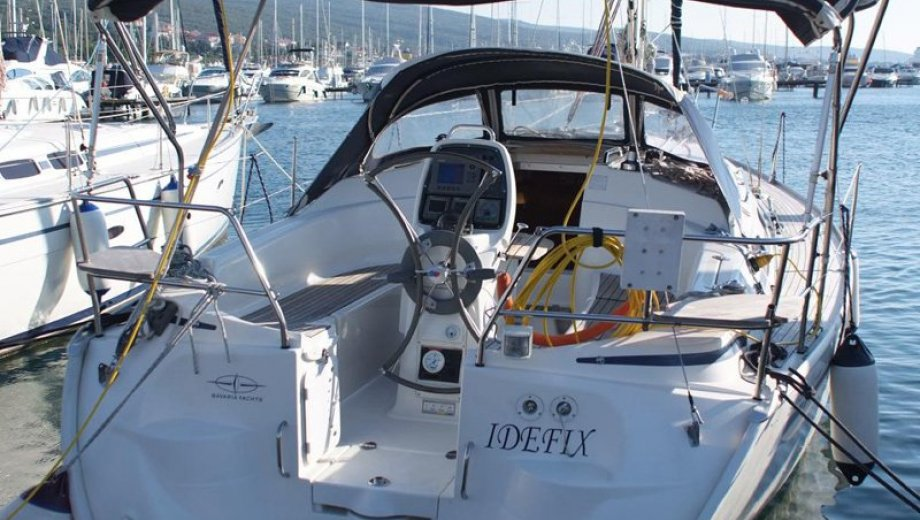 "Bavaria 33 cruiser in Punat ""Idefix"""