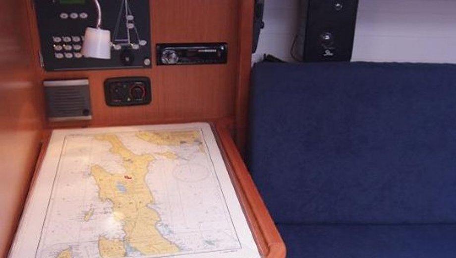 """Bavaria cruiser 33 in Punat """"Lahor"""""""
