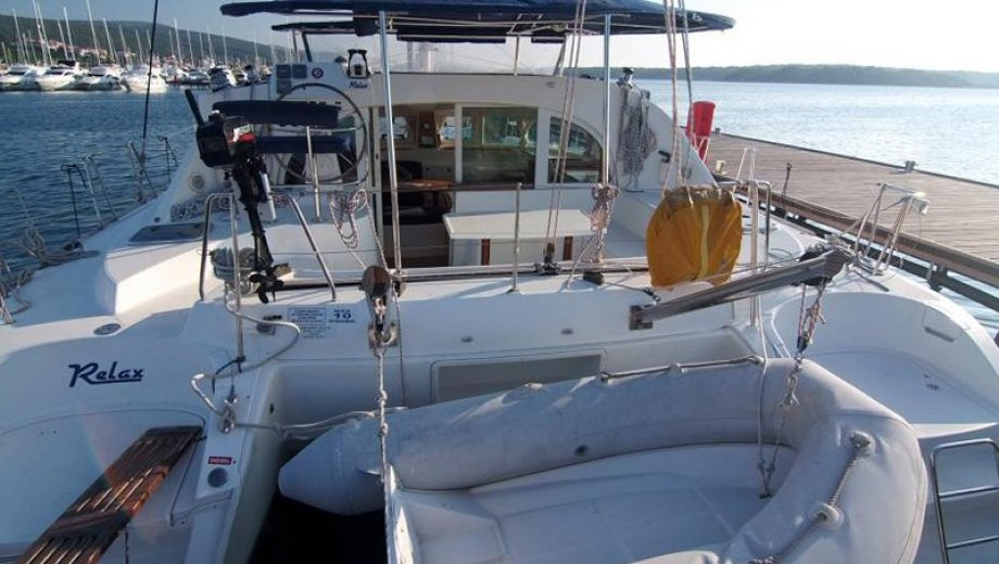 "Lagoon 380 in Punat ""Relax"""