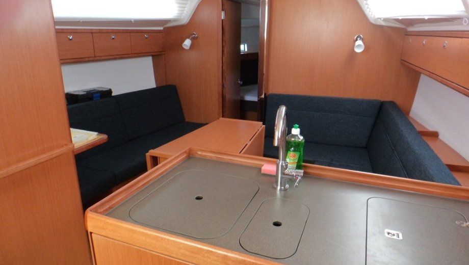 "Bavaria cruiser 37 in Trogir ""Nancy"""