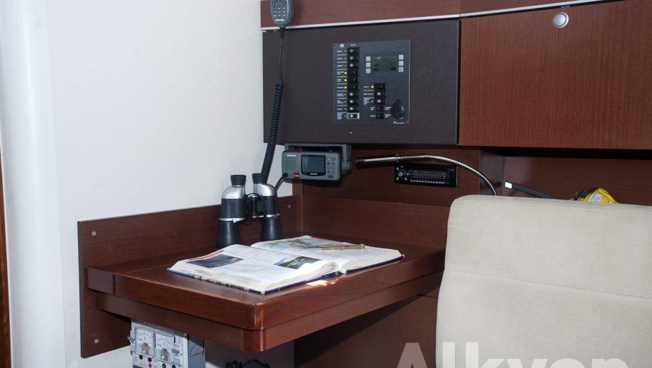 "Hanse 345 in Lefkada ""Alkion"""