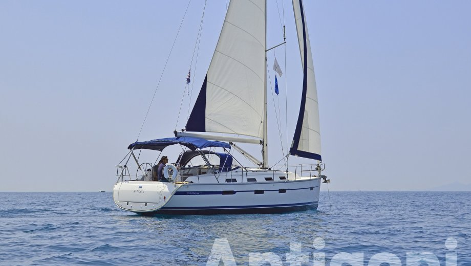 "Bavaria cruiser 40 in Lavrion ""Antigoni"""