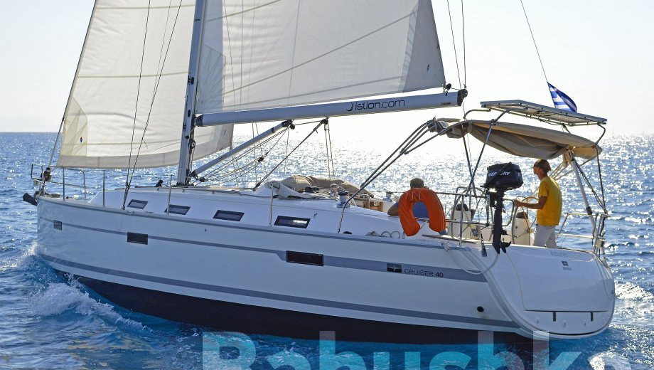 "Bavaria cruiser 40 in Kos ""Babushka"""
