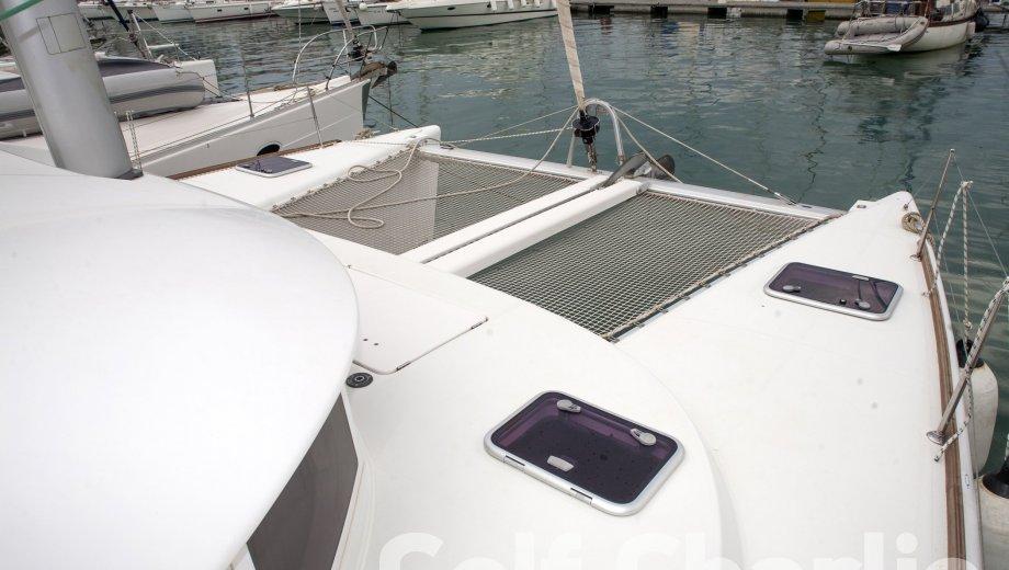 "Lagoon 380 in Lefkada ""Golf Charlie"""