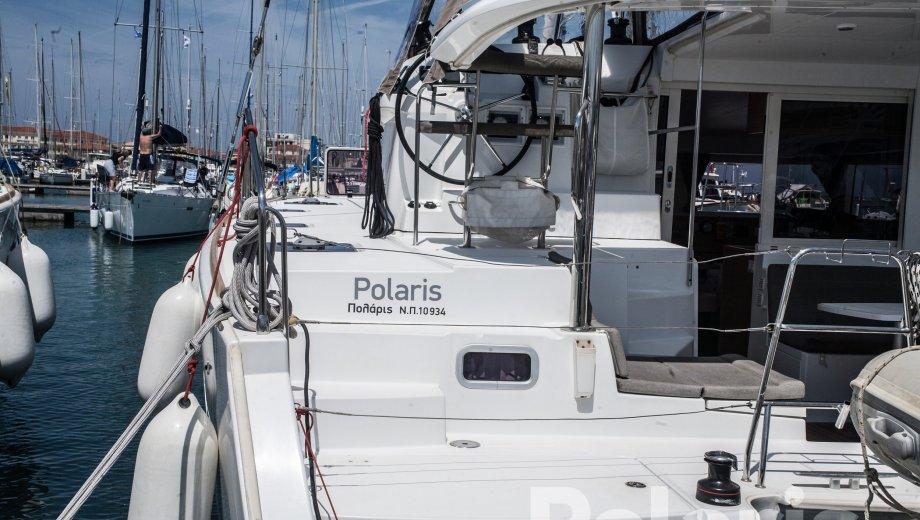 """Lagoon 400 s2 in Lefkada """"Polaris II"""""""